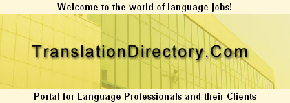 Database of Translation Agencies in Spain
