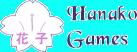 Hanako Games Logo